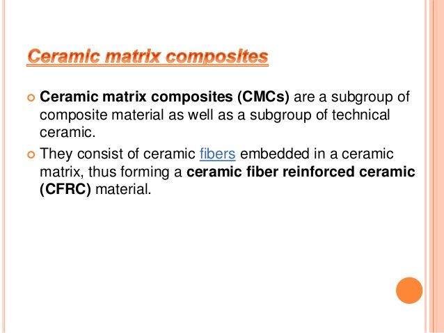 Ceramic Matrix Composite