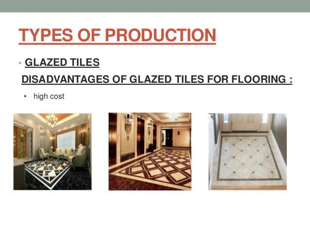 Ceramic Presentation of Building Materials