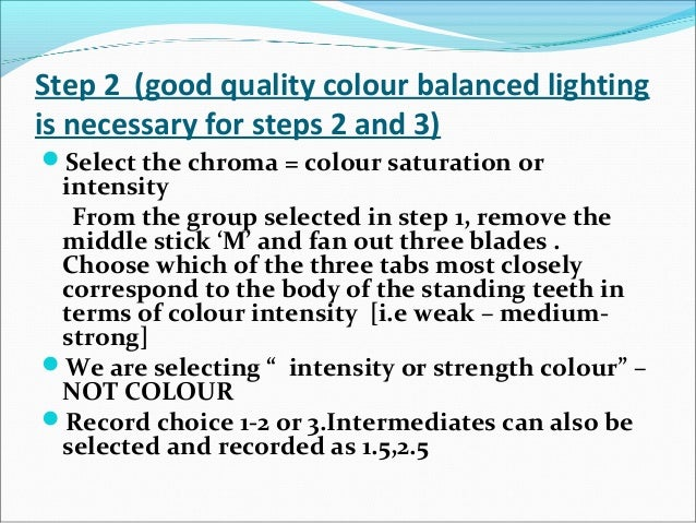 Numbering of shade tabs The first number of a shade is always and only the group number.  The letter is the hue  The re...