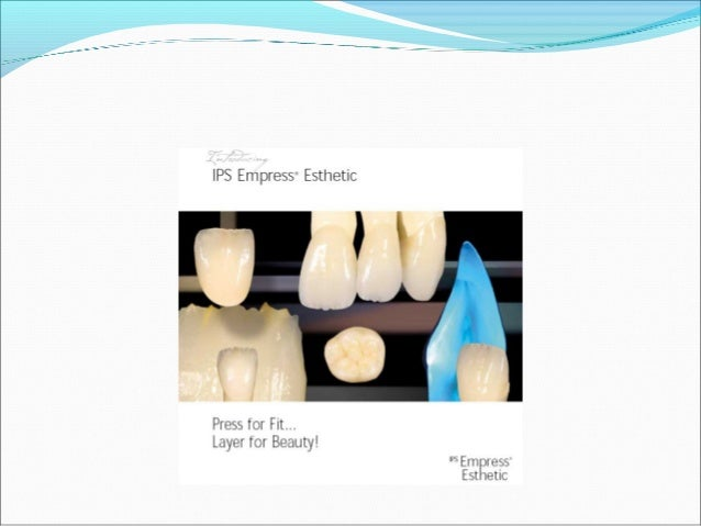 IN-CERAM ALUMINA, IN-CERAM SPINELL AND IN- CERAM ZIRCONIA(SLIP CAST CERAMMING)  The flexural strength values of the glass...