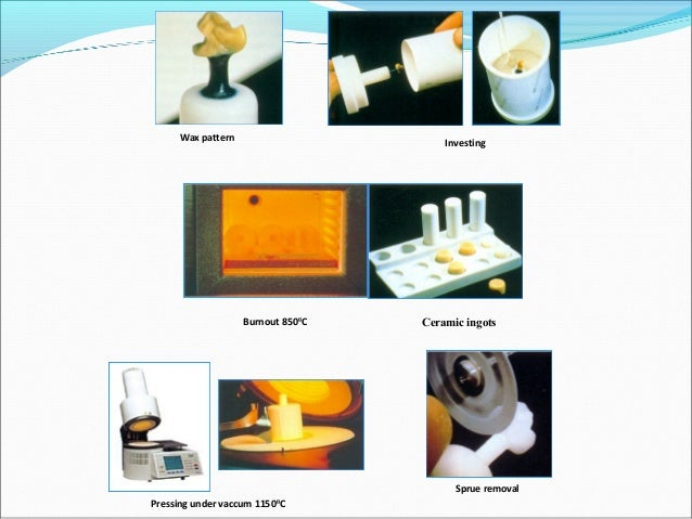 Advantages of ICA include: 1. A moderately high flexural strength and fracture toughness 2.A metal free structure 3.Abilit...
