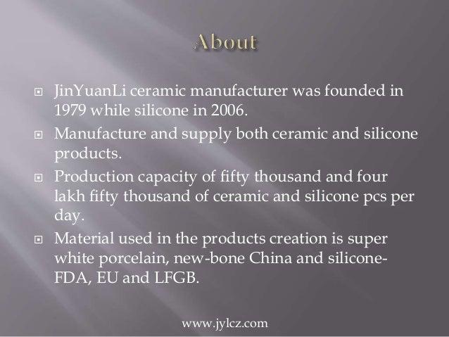 Ceramic & Silicone Tableware Slide 2