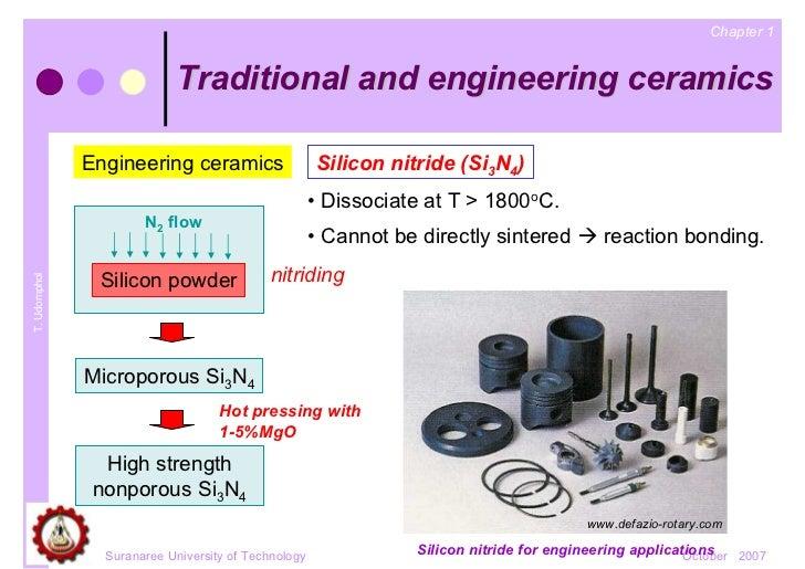 Ceramics Materials Prop Thermal And Mechanical