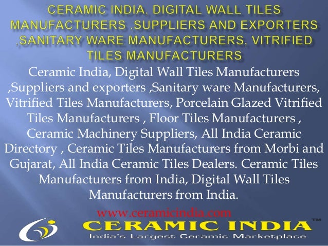 Ceramic Tiles,Digital Wall Tiles Manufacturers ,Suppliers and exporte…