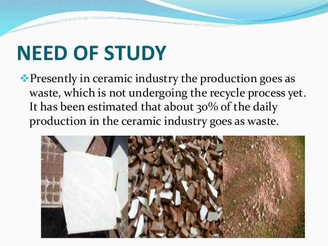 Ceramic Waste