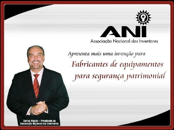 PROBLEMAS DE MERCADO  Infelizmente a segurança patrimonial é ameaçada constantemente levando  medo e preocupação às pessoa...