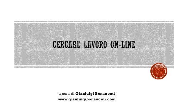 a cura di Gianluigi Bonanomi www.gianluigibonanomi.com