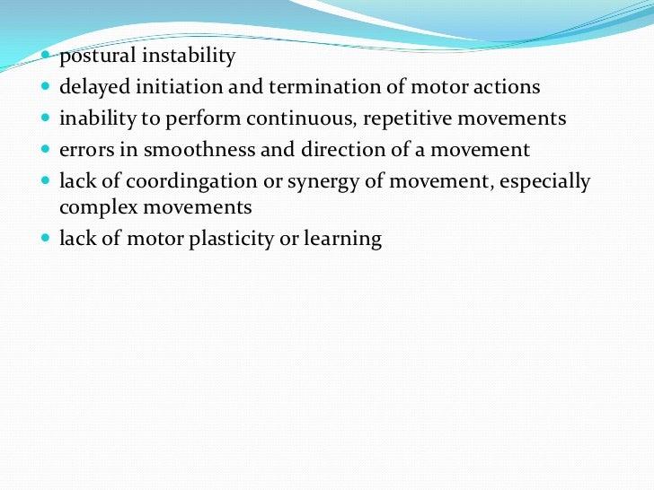 Cerebellar Medulloblastoma Cerebellar tumors on    vermis    - Truncal Ataxia    - Frequent Falling The child in this ...
