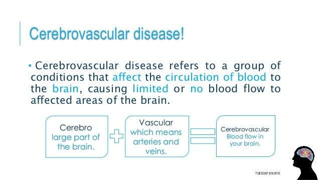 Cerebrovascular Diseases