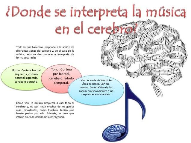 La Música: LA MÚSICA Y NUESTRO CEREBRO
