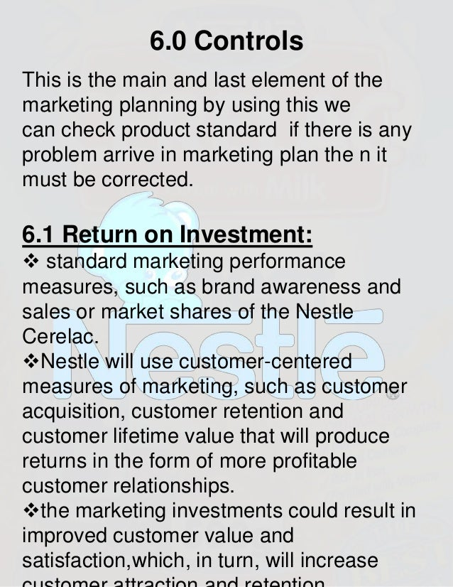 product life cycle of cerelac Product life cycle examples most consumers probably aren't aware of the product life cycle stages even though they make a conscious decision to switch from one product to.