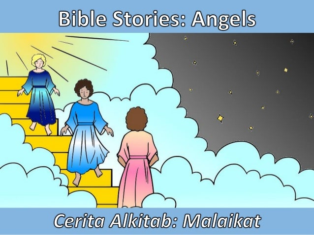 Angels Rescue Lot That evening two angels came to the city of Sodom. Lot was sitting near the city gates and saw them. He ...