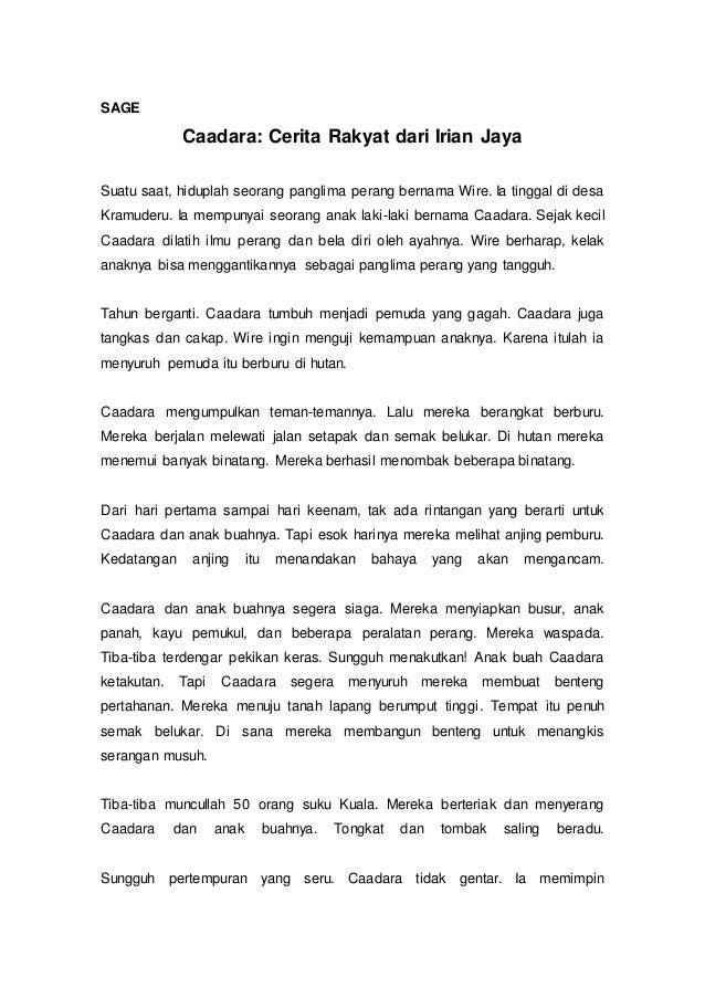 Cerita Rakyat Dongeng Www Imagenesmi Com