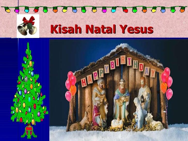 Kisah Natal Yesus