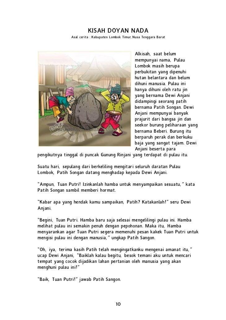 Image Result For Cerita Rakyat Gunung Rinjani