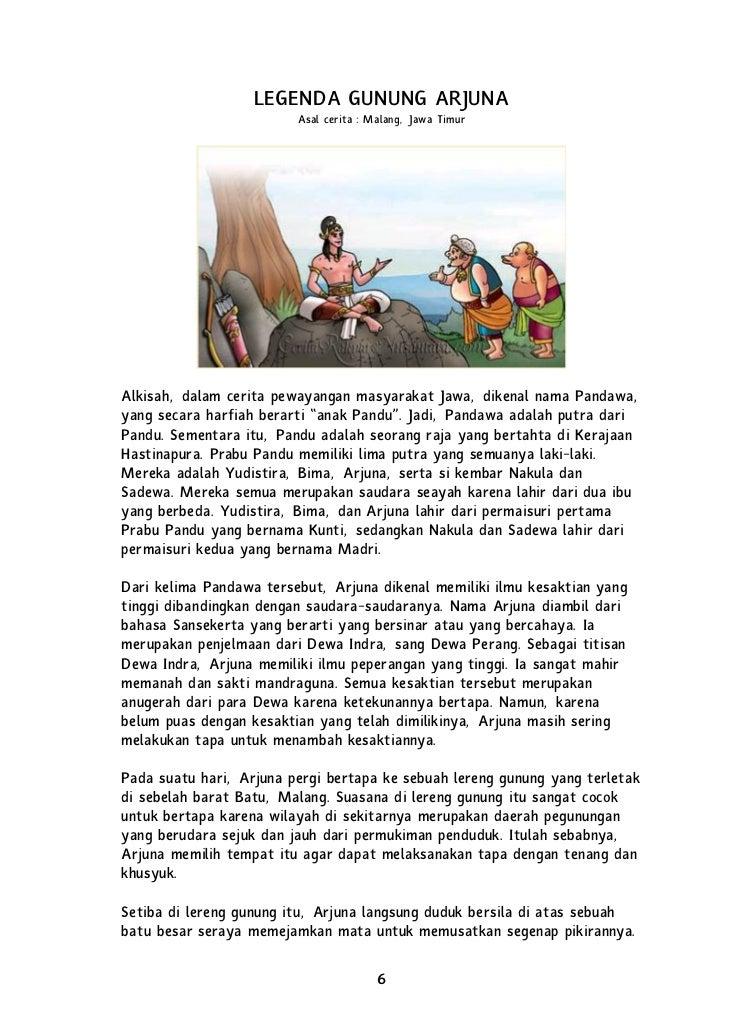 Contoh Cerita Rakyat Dalam Bahasa Jawa Yang Singkat Brad Erva Doce