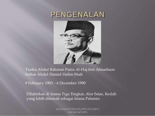 Hasrat Tunku Abdul Rahman