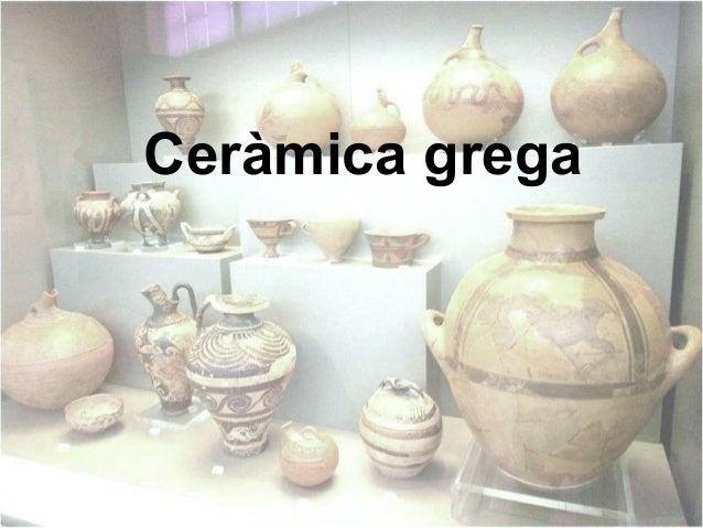 Ceràmica grega