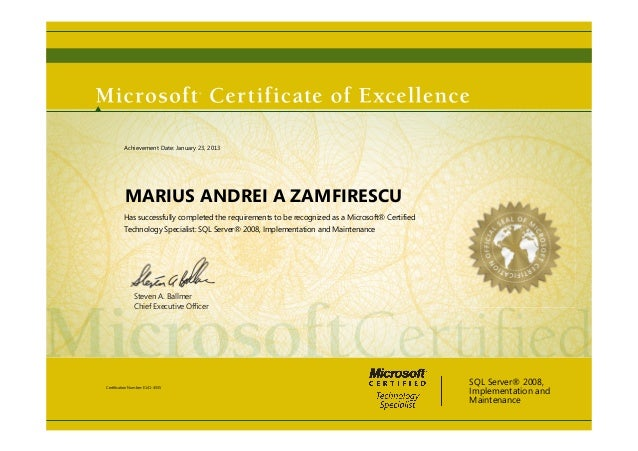 microsoftcertificateofexcellence1638jpgcb 1360898274 – Microsoft Certificate of Excellence