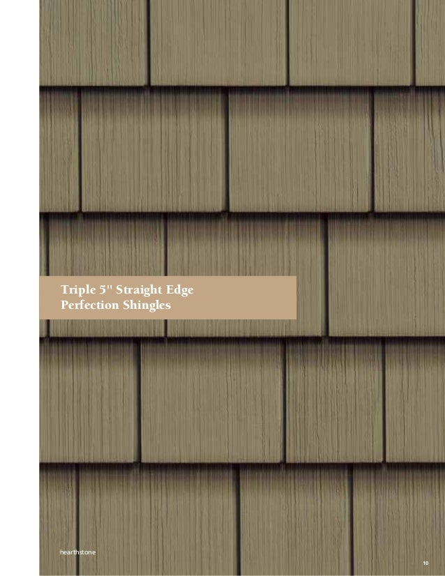 Certain Teed Shake And Shingle Siding