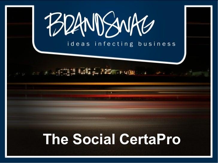 The Social CertaPro