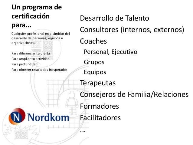Certificación LSP enero 2017 en madrid