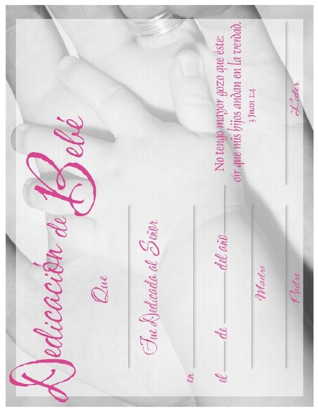 30a41e8ef Certificado dedicacion-de-bebe-nina