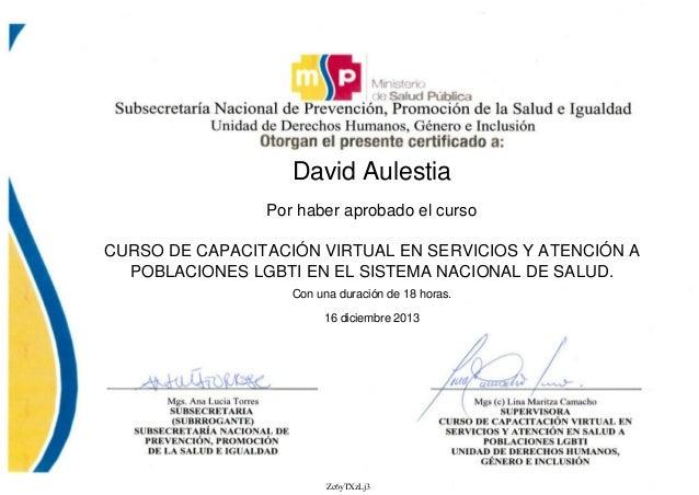 Certificado 2 da convocatoria 1 for Certificado ministerio del interior