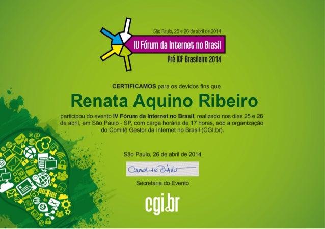 Renata Aquino Ribeiro