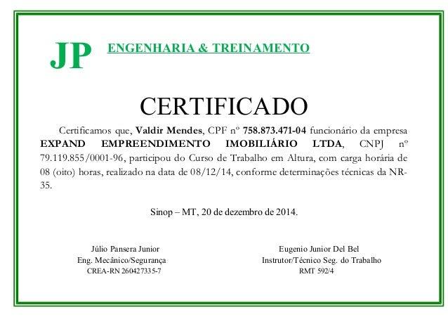 Certificado Modelo Frente Nr35 758873471 04
