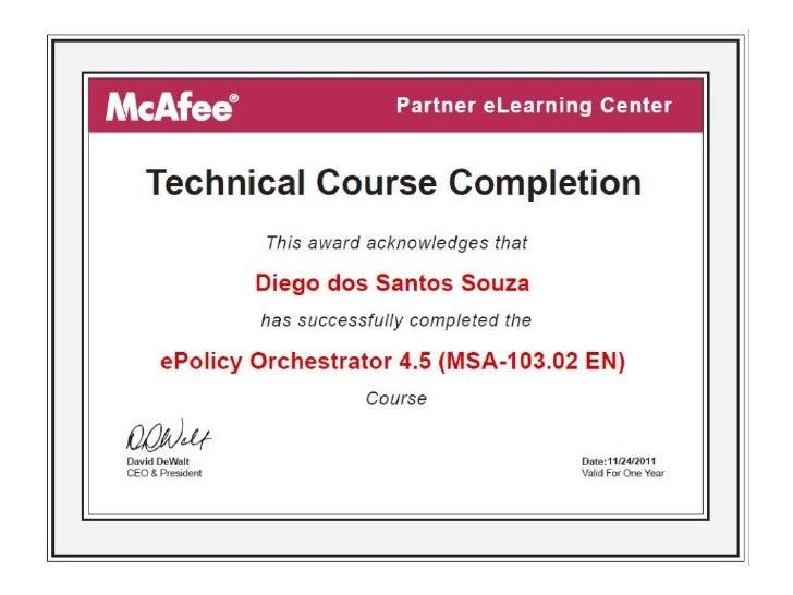 Certificados Slide 2