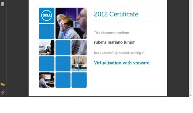 Dell Technology Solutions Training Portal