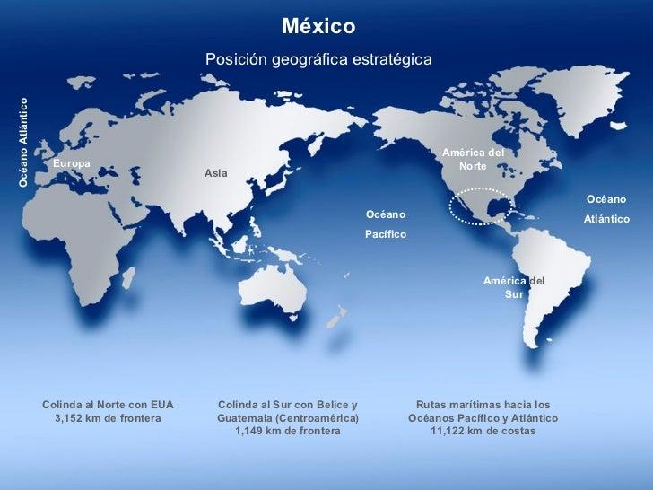 Tratados de Libre Comercio - Mexico Slide 2