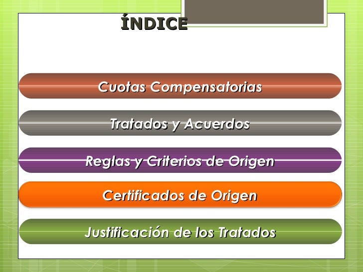 Tratados de Libre Comercio - Mexico Slide 3