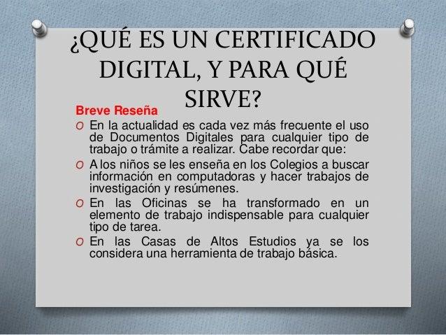 Certificados digitales - Oficinas certificado digital ...