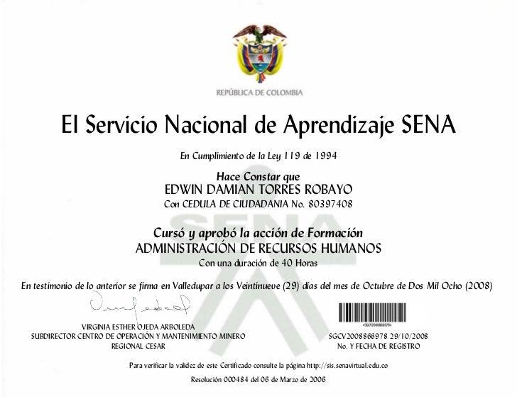 sis senavirtual co certificados