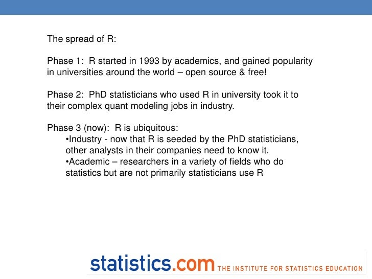 statistical analysis with r pdf