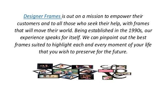 Designer Frames: Certificate Frame Specialists in New Zealand