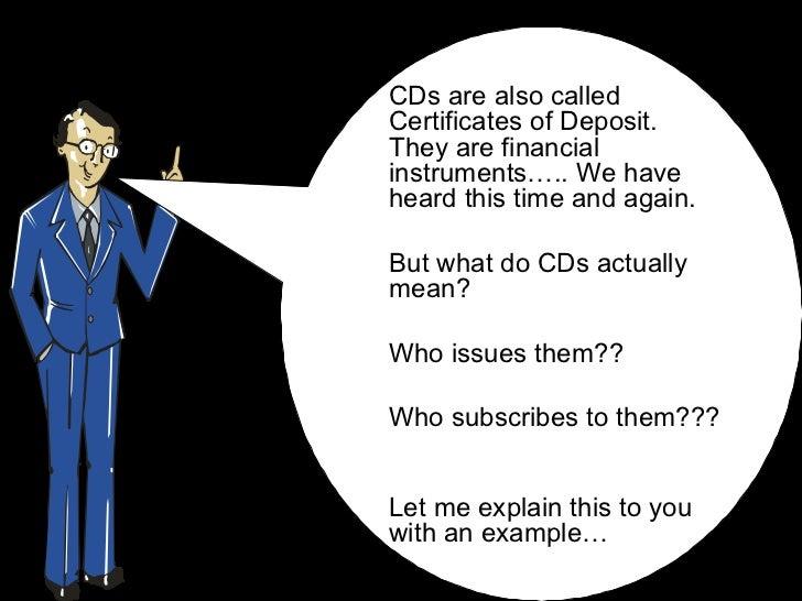 Examples Of Certificate Of Deposit Yolarnetonic