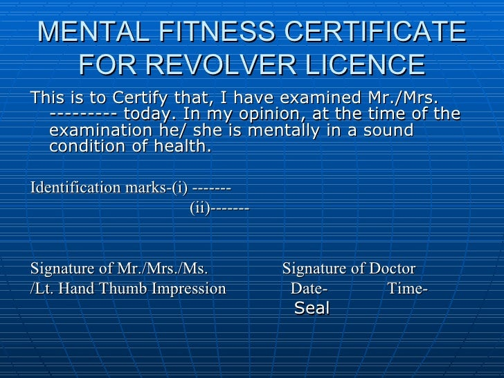 Certificates 19 mental fitness certificate yelopaper Images