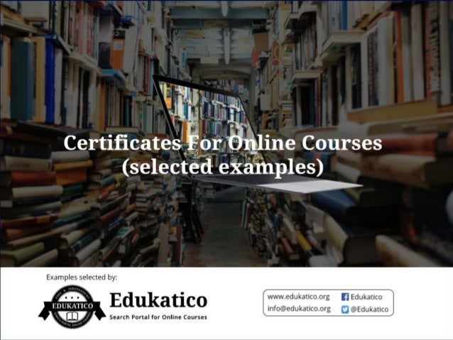 Coursera: Course Certificates With Famous Universities 2 (Source: Coursera)