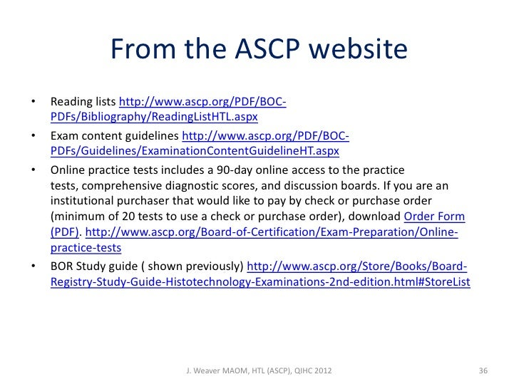MB (ASCP) Technologist in Molecular Biology: Study Guide ...