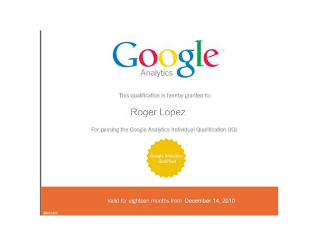 Certificate of CompletionWe certify thatRoger Lopezhas successfully completedthe MarketingProfs University training progra...