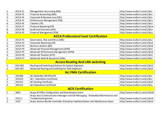 Certifications exam coupons promo code 2 2 accaf2 fandeluxe Images