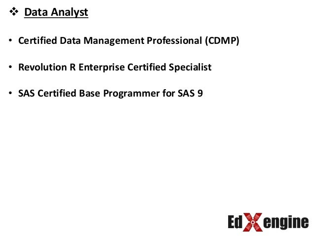 Certifications that will help you during your Data Science
