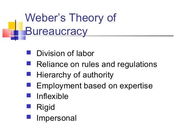 Weber's Bureaucracy: Definition, Features, Benefits, Disadvantages and Problems