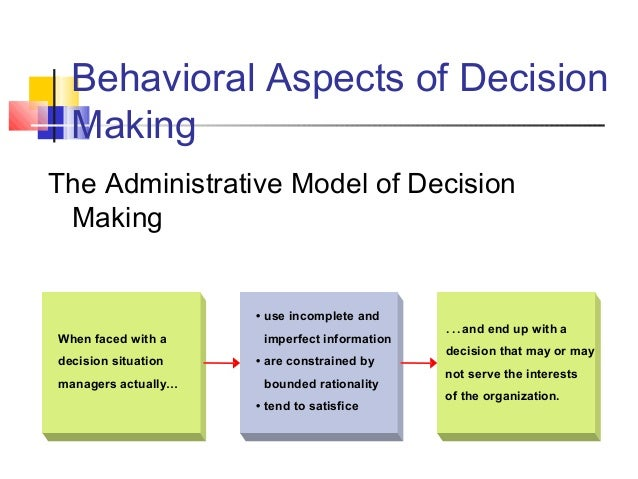 coalition model of decision making A conceptual model for measuring coalition building effectiveness  members  commit to an agreed-on purpose and shared decision making to influence an.