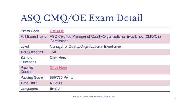 The Asq Cqe Study Guide - arubabooks.com