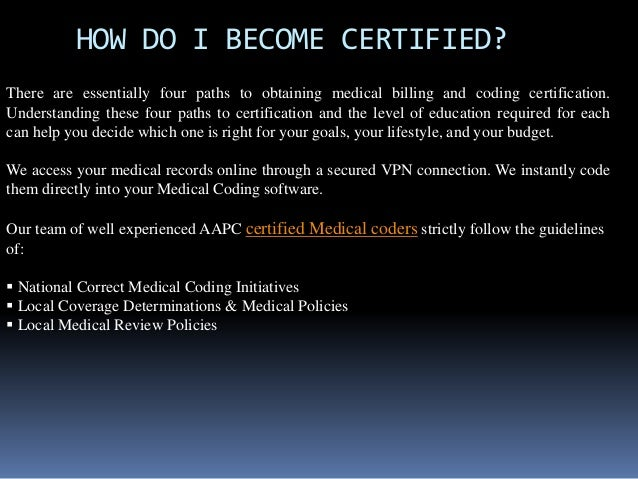 Certified medical coders | Certified Medical Billing Services | Offsh…