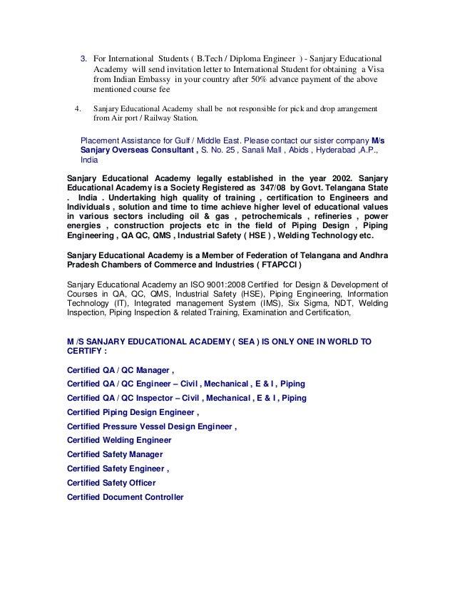 Certified pressure vessel Slide 2